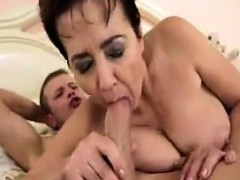 Dirty Granny Really Wants To Get Fucked