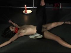 Marika Haze the asian slut rough pained