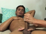 Gay porn movie gallery of balls first time Ajay stays at my
