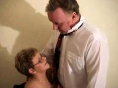 Granny Shows Her Big Tits
