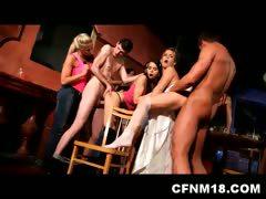 Czech Hen Party with 6 girls