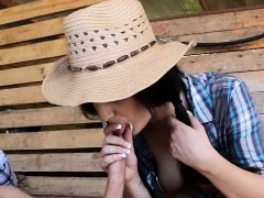 Hot Amateur Teen Cowgirls