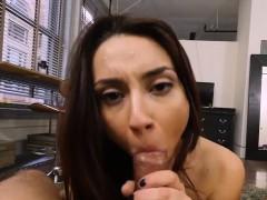Mandy Muse POV Blowjob