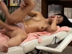 Wild girl exposes her sexy curves and her hot holes on the