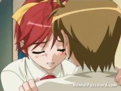 romantic redhead hentai