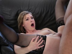 Ella Nova gets fucked by her Big Black Cock client