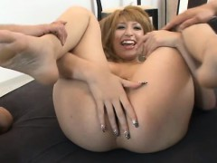 Lusty Fellows Fuck Japanese Babe's Fervently