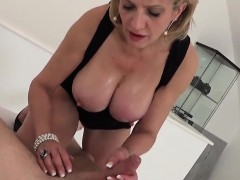 Unfaithful British Milf Lady Sonia Pops Out Her Big Melons
