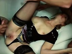 French Dilapidated 24 Ass Fucking Fashioned Mom Mummy Four