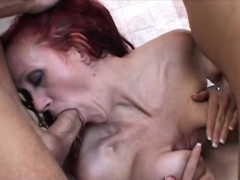 Redhead Danny Loves Ass-juice Covered Cocks