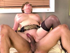Molly Likes Her Cocks Young And Hard