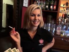 Public Pick Ups - Barmaid Got Laid starring