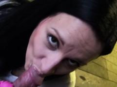 Mofos - Public Pick Ups - Railin Her in the T