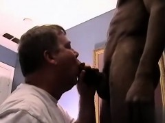 Gay clip of Sucking Off Black Boys!