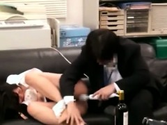 Adorable Japanese Slut Banged