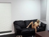 Deaf Azn Girl Auditions for Backroom Casting Couch