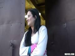 Railin' Her in the Train Yard