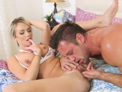 MILF Brooke Paige Gets Nailed Hard And Facialized