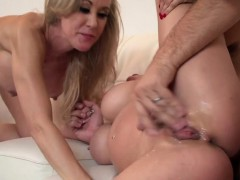 Hot And Horny Bankers Get Plowed By Hung Client