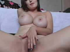 Gorgeous Blowjob On Webcam POV