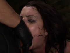 Sex Slave in the BDSM Cave