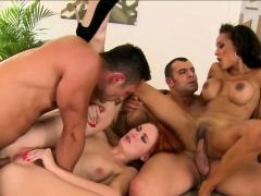RealityKings - Euro Sex Parties - Alyssa Divi