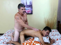 Daddy Barebacks Asian Twink Arjo