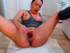 Squirting Cam Girl