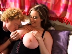 Amateur With Huge Natural Boobs Fucked Hard And Deep