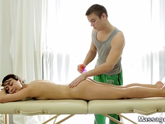 Massage is a path to pleasure