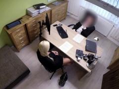 Loan4k. First Porn Casting Of Karol In Office Of Loan...