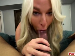 Hot UK MILF housewife cant have enough sex with stepson