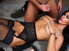 submissive german latina milf bound and fuck