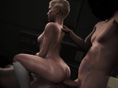 3D Sluts from Video Games Enjoying Sex - Porn Collection