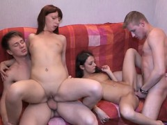 The wildest gang bang ever