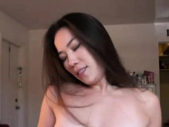 Pretty Japanese Chick Gets Fucked Hard By Her Boyfriend